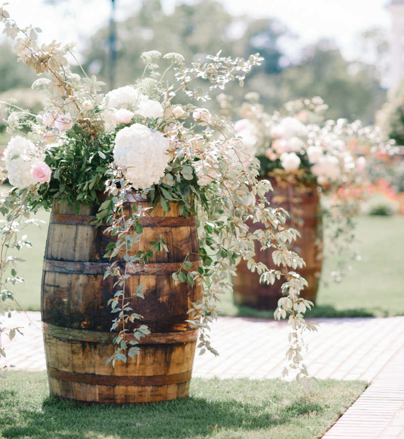 Country Wedding Ideas: 24 Outdoor Wedding Decoration Ideas
